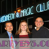 Rotary Club of Westchester visits Hermosa Beach Comedy & Magic Club :