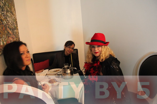 """Gee Kazz New Single """"Seetoo"""" Release Party at Philippe Chow's Beverly Hills"""