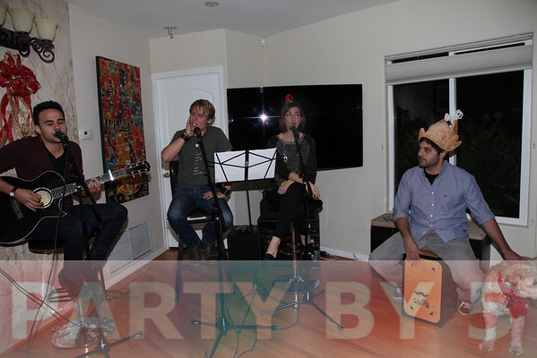 Jon Collins Band Annual Toys For Tots Charity Holiday Party