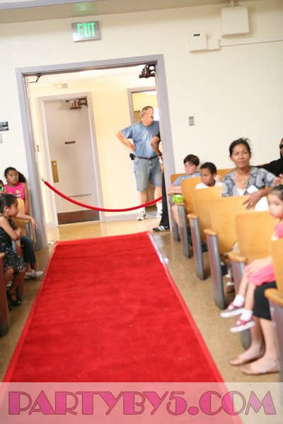 Westport Heights Teacher Appreciation Day Red Carpet