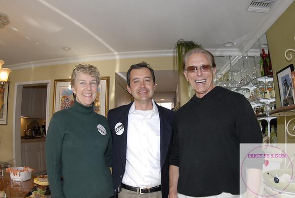 Playa Del Rey residents meet Edgar Saenz