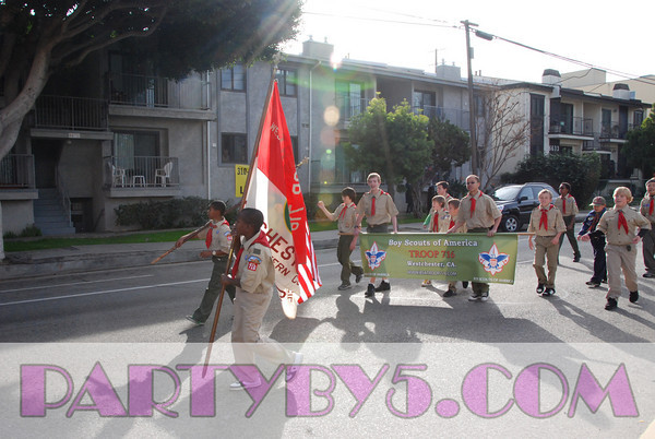 10th Annual Holiday Street Parade