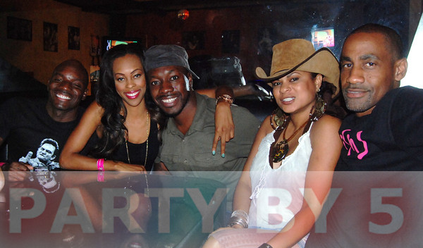 Robert Townsend, and more at Wild N Out Wednesdays Sept 5, 2012