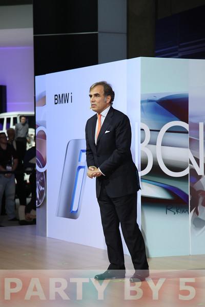 LA Auto Show 2012 at LA Convention Center on November 28, 2012