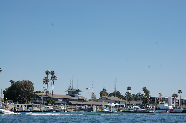 4th of July in Marina Del Rey 2014