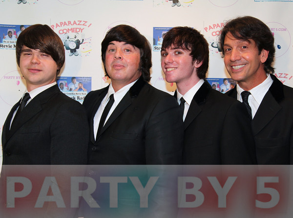 "Paparazzi Comedy presents ""Liverpool Mania"" at Jon Lovitz Comedy Club December 6, 2012"