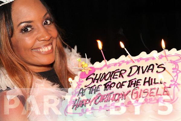 """Paparazzi Comedy Presents Glitter Rose Live in Concert """"Shooter Diva's Top of The Hill"""" Birthday Bash at Saddle Ranch Universal"""