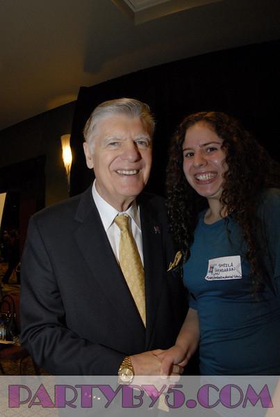 LA5 Hosts Rotary International President