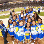 Crenshaw Tailgate at HomeDepot Centre :