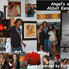 """First Friday's presents,,,,""""Angel's on Abbot Kinney"""" :"""